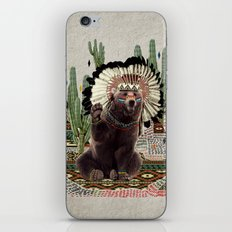 AHANU iPhone & iPod Skin