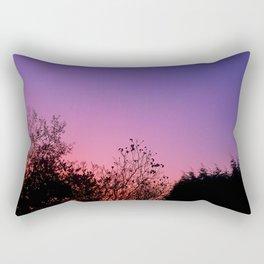 Shepherd's Warning Rectangular Pillow