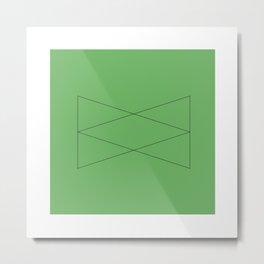 #52 Entity – Geometry Daily Metal Print