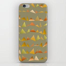Musical Mountains 2 iPhone Skin