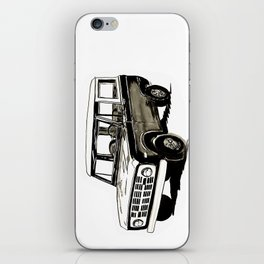 Early Bronco iPhone Skin