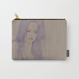 Miss Violet Carry-All Pouch