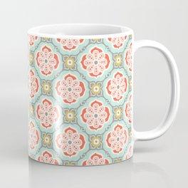 Alhambra Tile Coffee Mug
