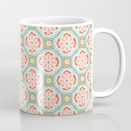 Alhambra Tile Coffee Mug