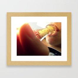 toke Framed Art Print