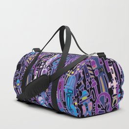 SILICON VALLEY HIGH Duffle Bag