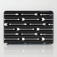 arrows iPad Cases featuring Arrows by Hipster