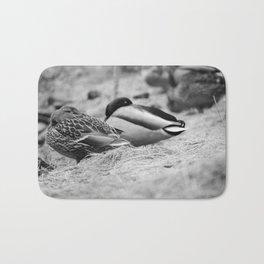 Dabbling Ducks Bath Mat