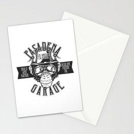 Pasadena Garage Stationery Cards