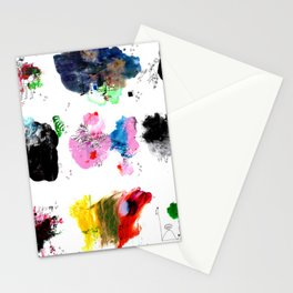 9 abstract rituals (2) Stationery Cards