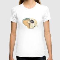 reading T-shirts featuring Reading by Anna Araslanova