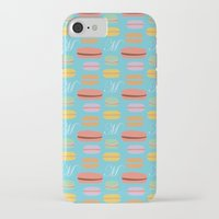 macaron iPhone & iPod Cases featuring Macaron by Ashley C. Kochiss