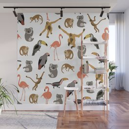 Save the Last One's Wall Mural