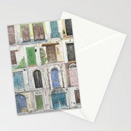 Door to Door Stationery Cards