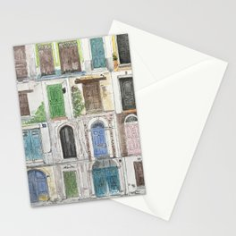 Door to Door Stationery Cards