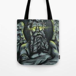 Old dark angel Tote Bag
