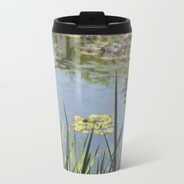 The Lily Pond Travel Mug