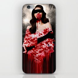 Trouble In Acapulco iPhone Skin
