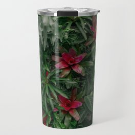 A Wall of Plants Travel Mug