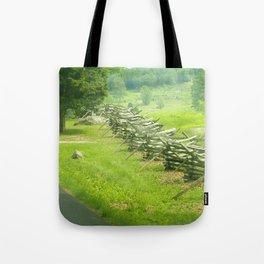 Gettysburg pa photography art Tote Bag