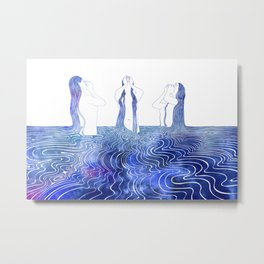 Siren's Song Metal Print