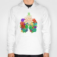lungs Hoodies featuring lungs by Taylor {GANGST★R}