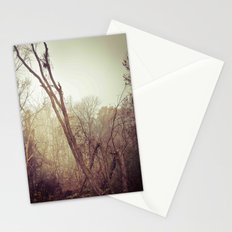 To the woods Stationery Cards