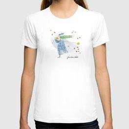 Autumn Knitter T-shirt