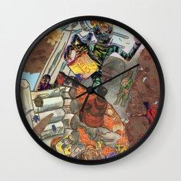 Ca Ira.... Wall Clock
