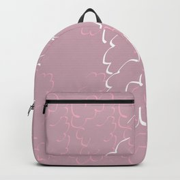 Thinking bubble Backpack