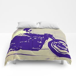 wheels Comforters