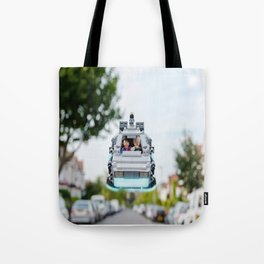 Back to the Lego Tote Bag