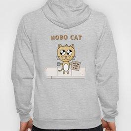 Hobo Cat Hoody