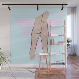 lashes Wall Mural