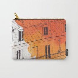 Paris watercolour Carry-All Pouch