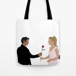 """You Look..."" ""I Know."" Tote Bag"
