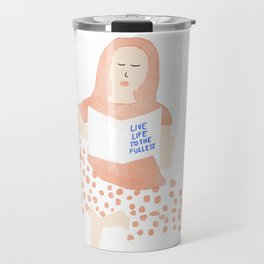 Life in pyjamas Travel Mug
