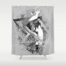 Composure  Shower Curtain