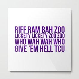 Riff Ram Metal Print