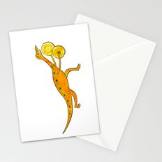 Cymbal-o-saurus! Stationery Cards