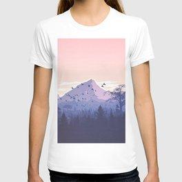Mountains panorama T-shirt