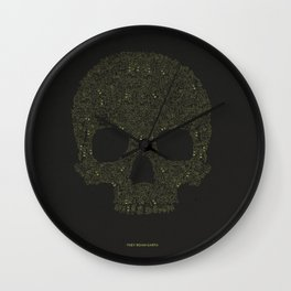 FROM HELL Wall Clock