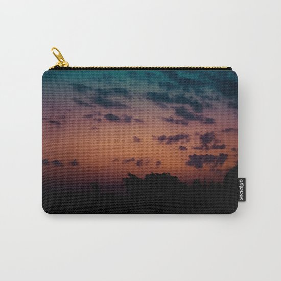 Calm Madness Carry-All Pouch