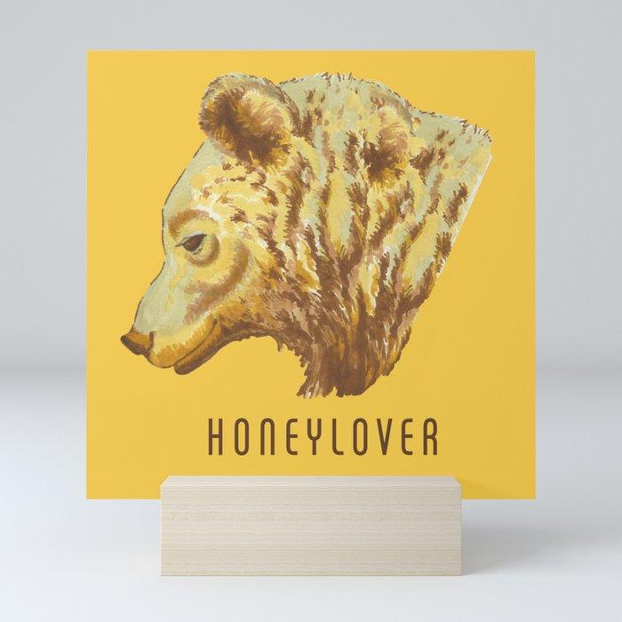 Honeylover Mini Art Print