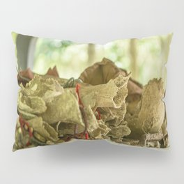 Victims' Bones, Cambodia Pillow Sham