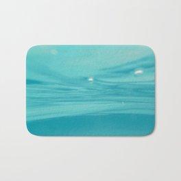 Into the Blue Bath Mat