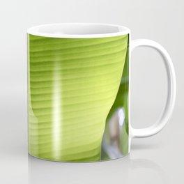 Banana Leaf Tropical Summer 2017 Coffee Mug