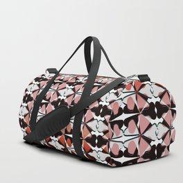 Clover pattern Duffle Bag