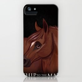Chip to the MAx iPhone Case