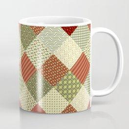CRAZY QUILT Coffee Mug